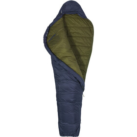Marmot Ultra Elite 30 Sleeping Bag long dark steel/military green